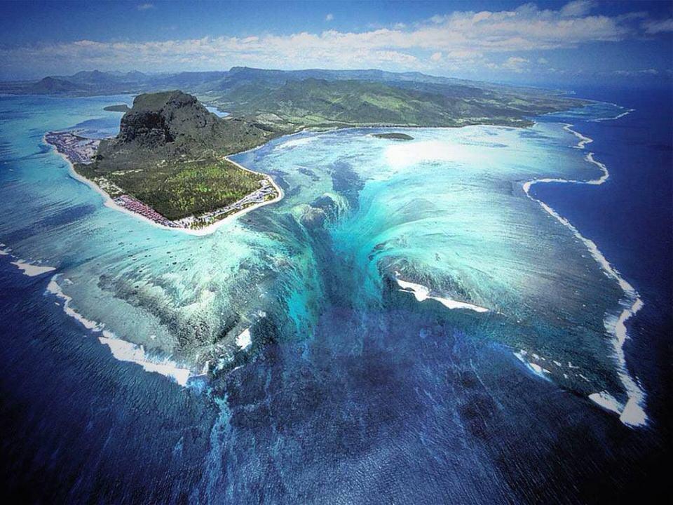 جزر موريشيوس بالمحيط الهندي