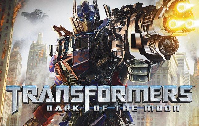 Transformers: Dark of the Moon - مجموع الإيرادات 1.123 مليار دولار