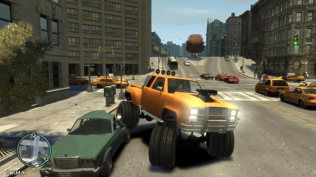 Grand Theft Auto IV السرقات الكبرى للسيارات - 100 مليون دولار