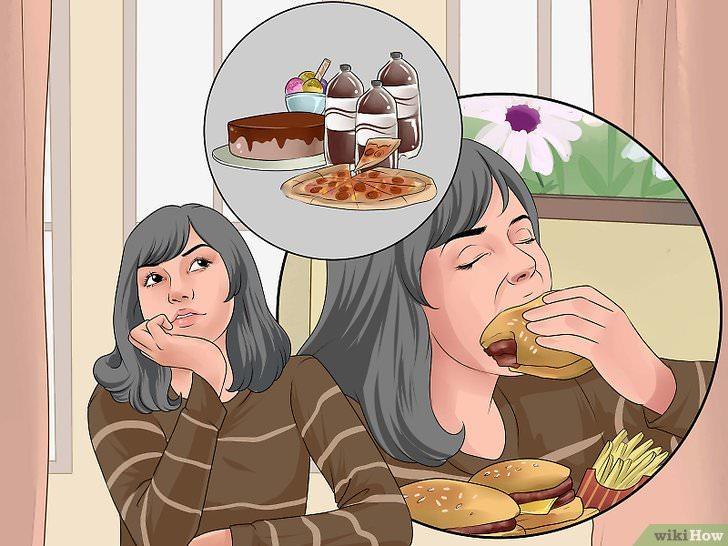 الرغبة الزائدة في إلتهام الطعام