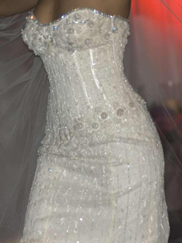 فستان الزفاف الماسي لـ«رينيه ستراوس» - 12 مليون دولار اغلى فساتين زفاف في العالم