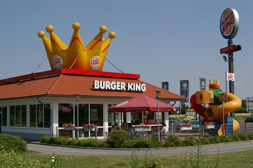 Burger King - عدد الفروع العالمية 13667