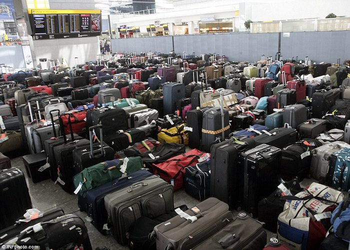 التعويض عن تأخر الحقائب أكبر مما تتصور