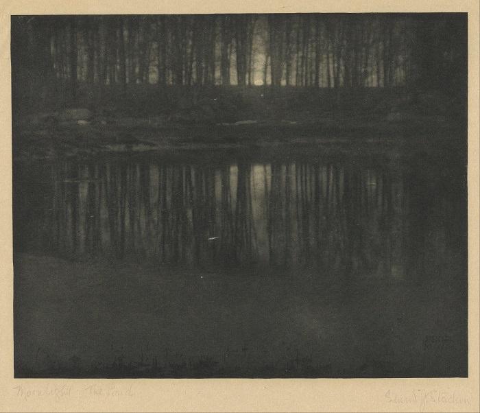 صورة «ضوء قمر البحيرة» - 2،928،000 دولار