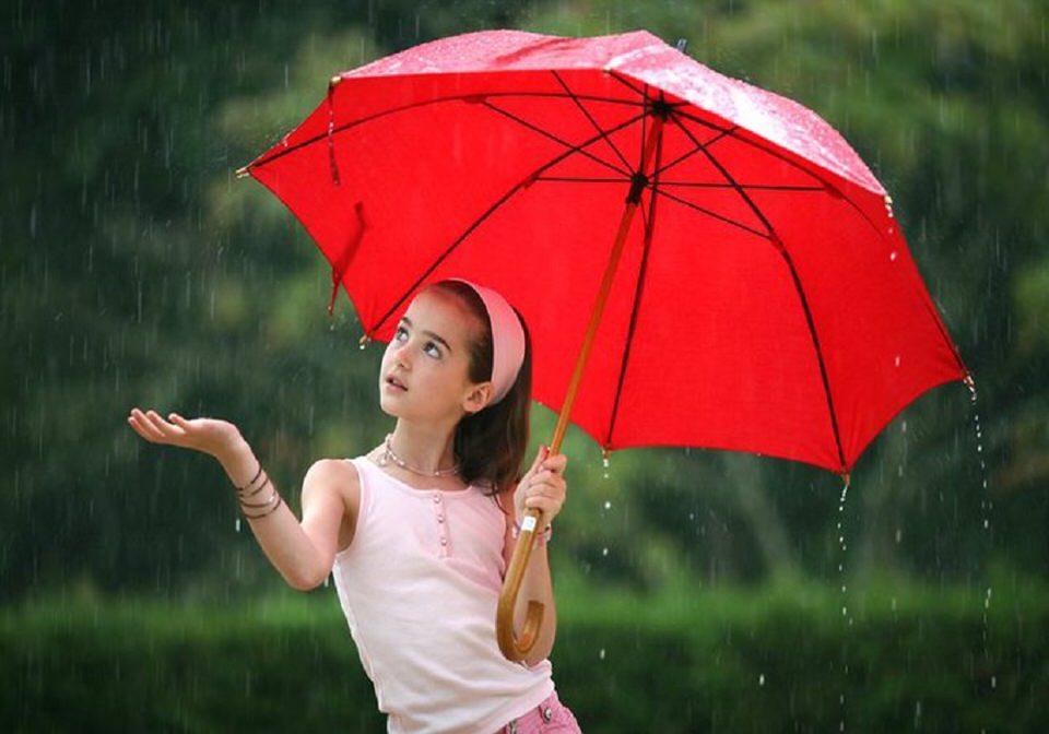 المظلة الشمسية