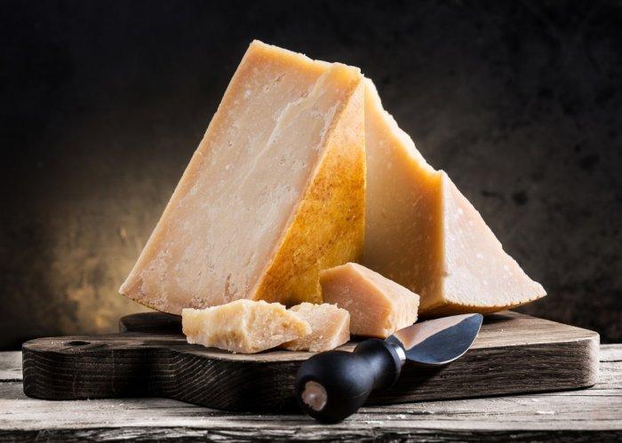 الجبن باراميجانو ريجيانو