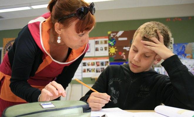 موارد غير محدودة للطلاب الذين يحتاجون إلى مساعدة