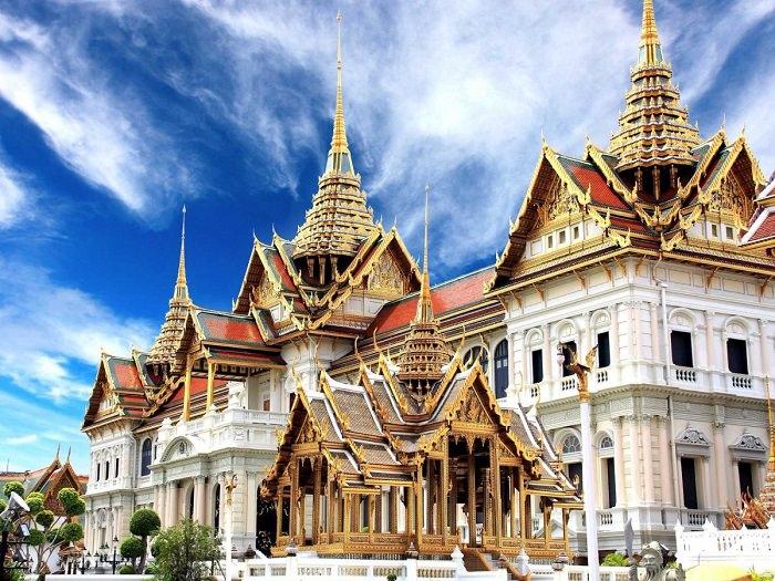 بانكوك، تايلاند - 18.24 مليون سائح