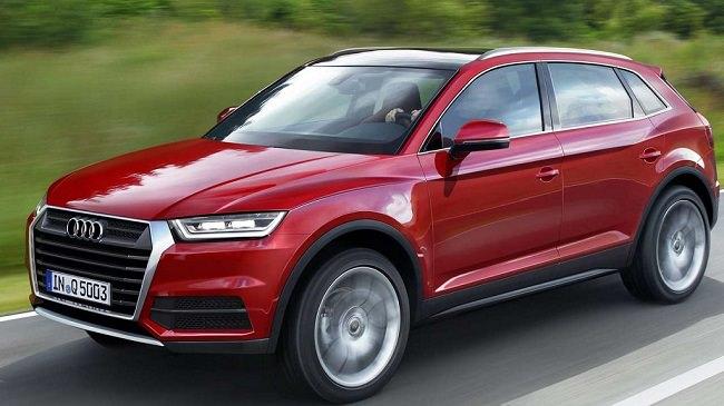 أودي كيو 5 - Audi Q5