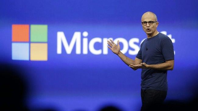 Microsoft - بـ 115 مليار دولار
