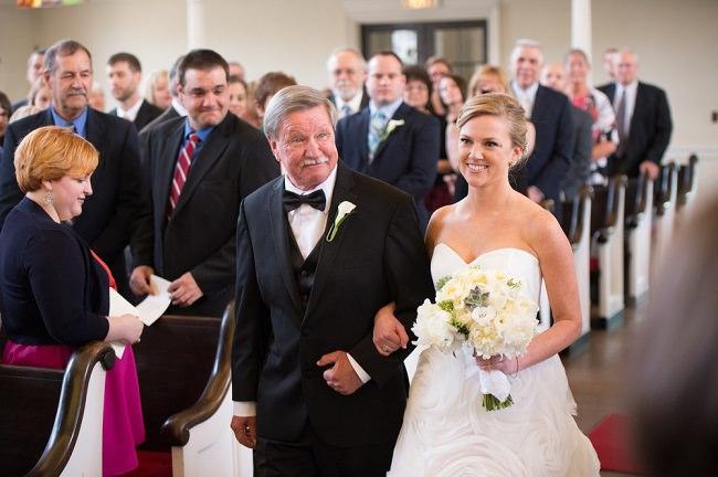 تسليم العروس