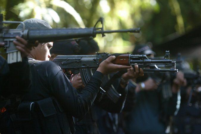 الجيش الشعبي الجديد في الفلبين - NPA