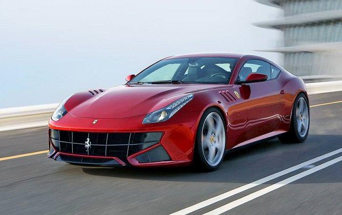 فيراري اف اف كوبيه Ferrari FF Coupe - 2016