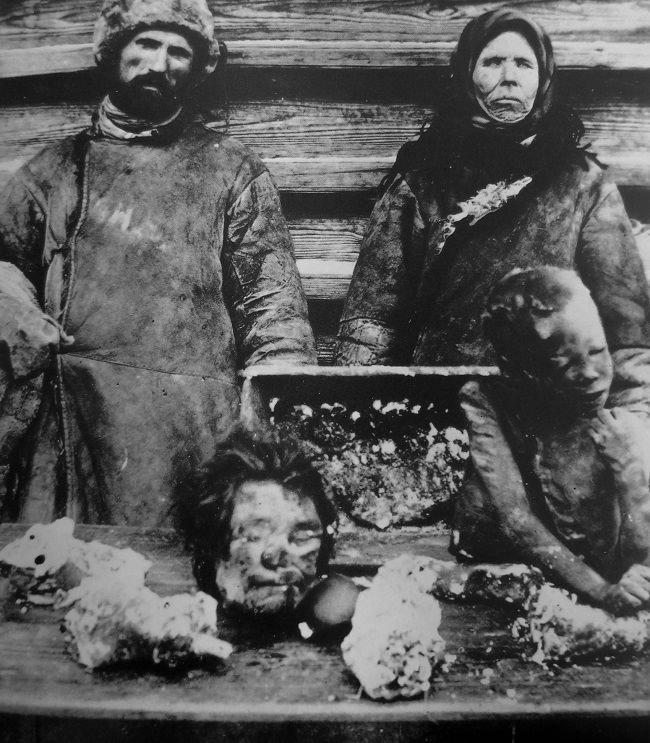 المجاعة الأوكرانية سنة 1932