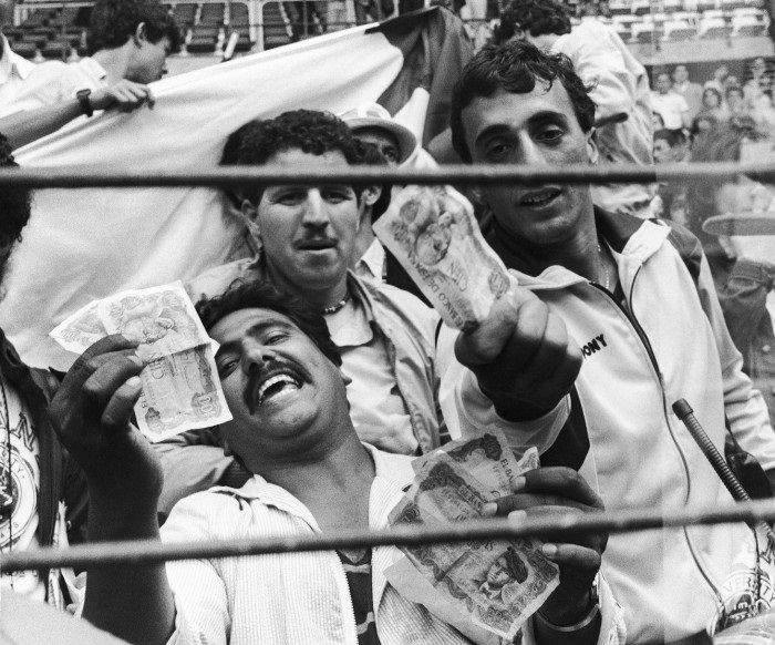 مؤامرة ألماينا والنمسا ضد الجزائر في عام 1982