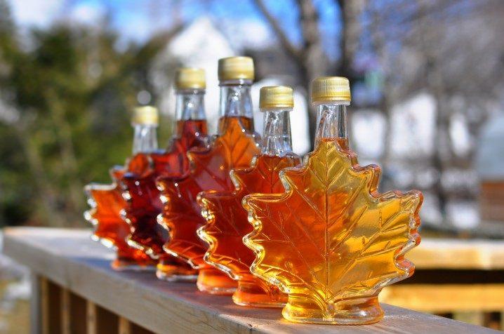 شراب القيقب، أغرب سلع السوق السوداء - Maple Syrup
