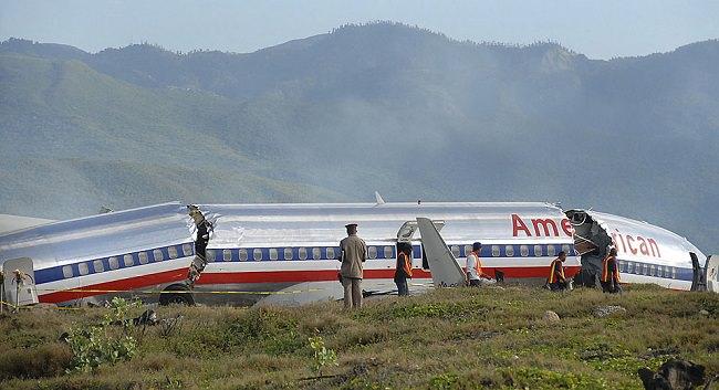 الخطوط الجوية الأمريكية - عدد الوفيات 1465 شخص