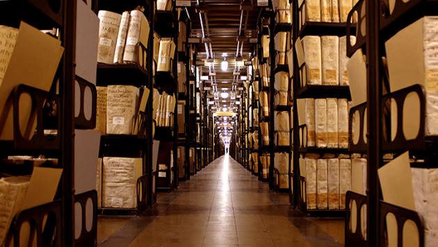 الأرشيف السري للفاتيكان