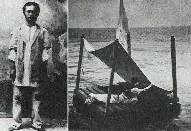 «بون ليم» - 133 يوم في عرض المحيط الأطلسي
