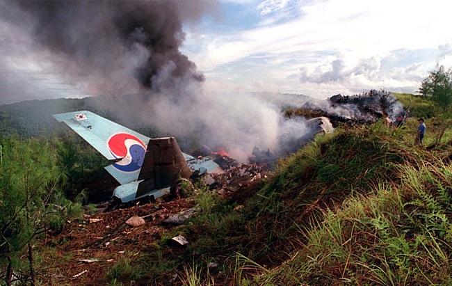 الخطوط الجوية الكورية - عدد الوفيات 717 شخص