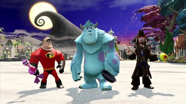 Disney Infinity ديزني انفينتي - 100 مليون دولار