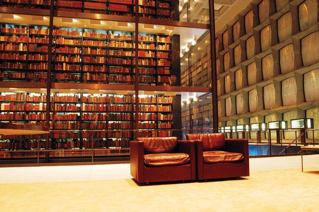 مكتبة الدنمارك الملكية - كوبنهاغن 35.4 مليون مادة
