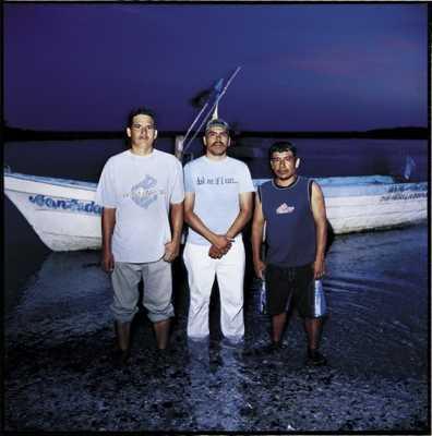 الصيادون المكسيكيون - 9 أشهر في عرض البحر