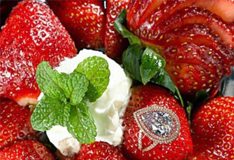 فراولة ارنود ثمنها 1.4$ مليون