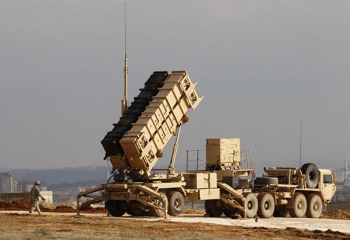 صاروخ باتريوت - 3 مليون دولار
