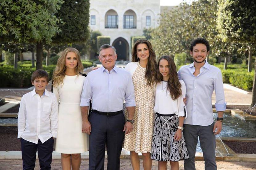 الأسرة الهاشمية - مدة الحكم 95 عاماً حتى يومنا هذا