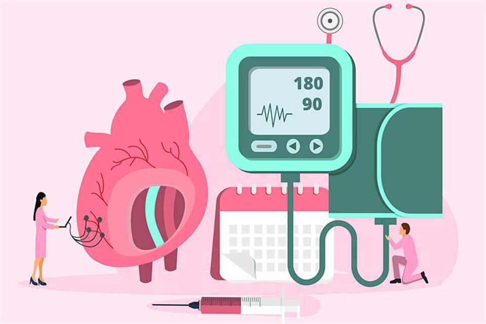 التقليل من ارتفاع ضغط الدم