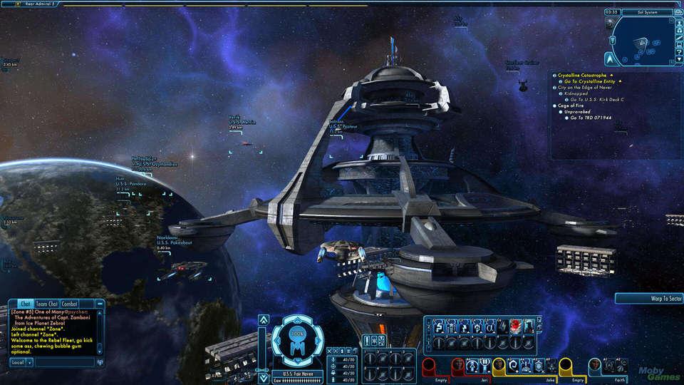 حرب النجوم Star Trek Online ستار تريك اون لاين