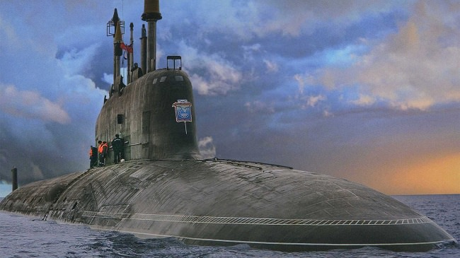 روسيا - 63 غواصة