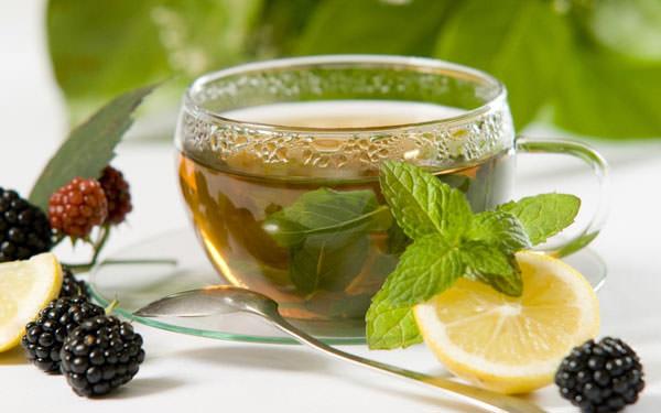 الشاي الأخضر والـ ECGC