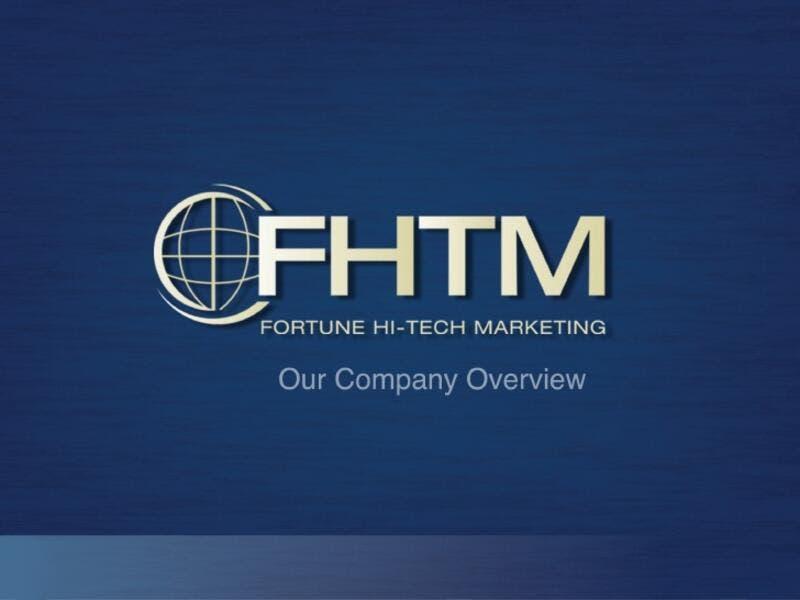 شركة Fortune Hi-Tech Marketing