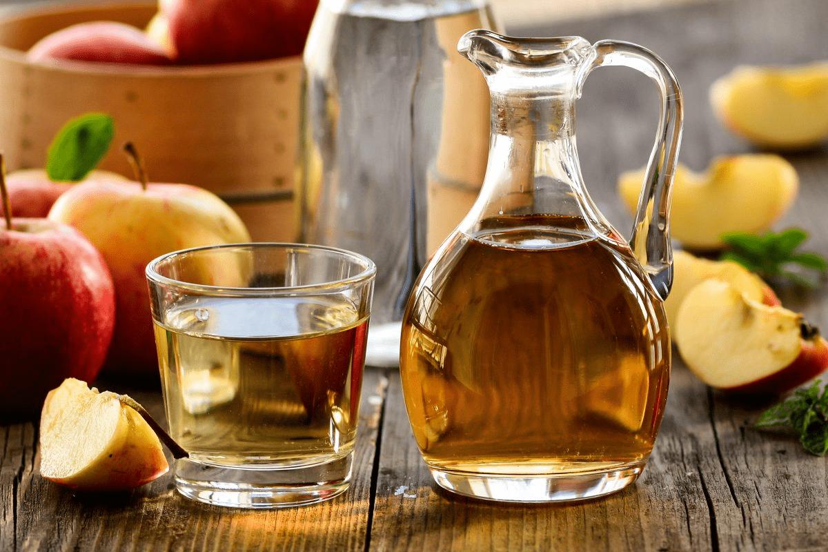 خل التفاح لعلاج التورم