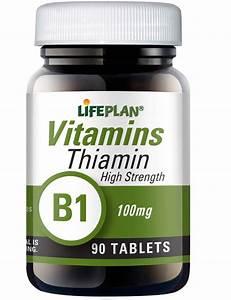 فيتامين B1) Thiamine)