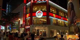 Pizza Hut - عدد الفروع العالمية 11139