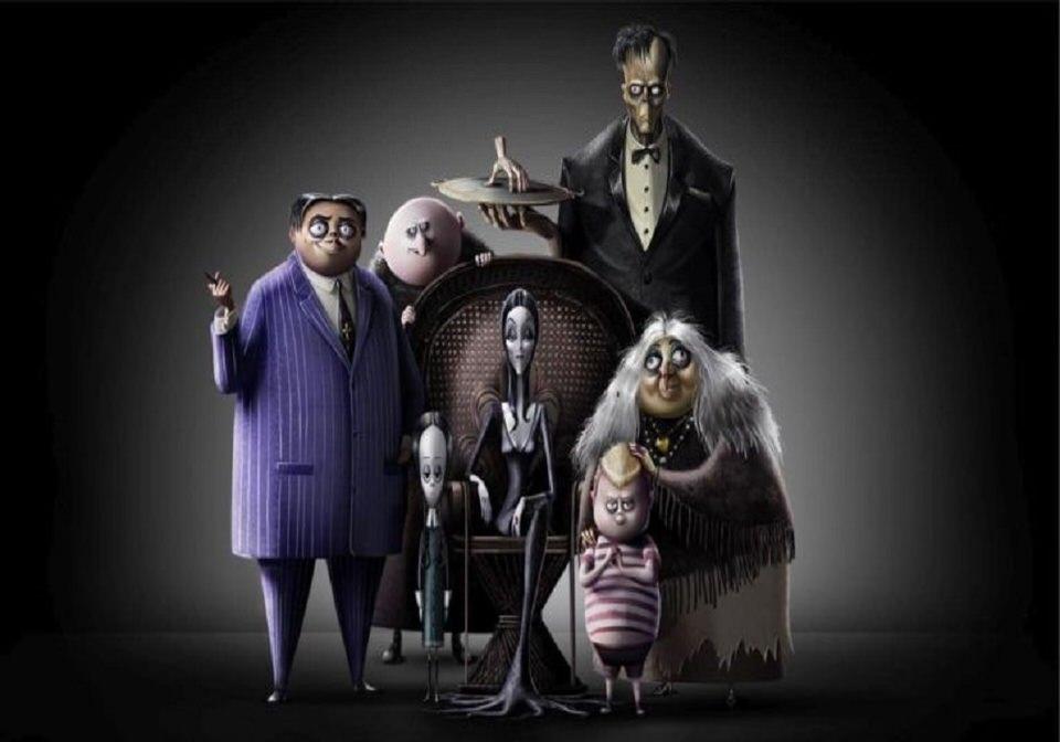 The Addams Family تاريخ الإصدار: 10 أكتوبر 2019