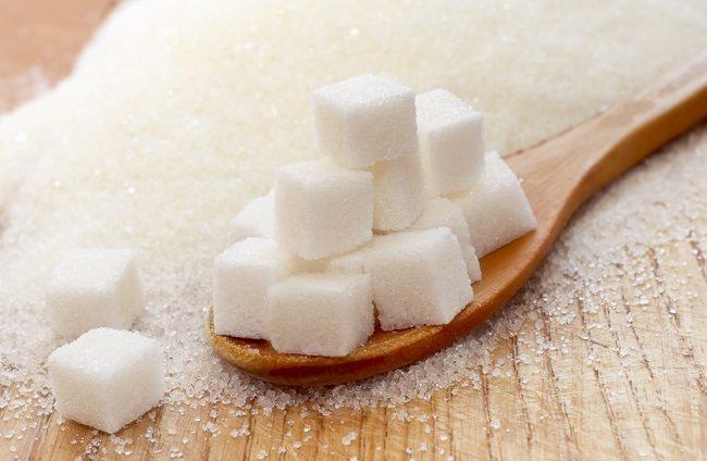 تناول السكر