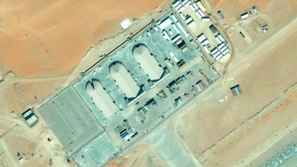 قاعدة الطائرات بدون طيار السرية - الولايات المتحدة والسعودية