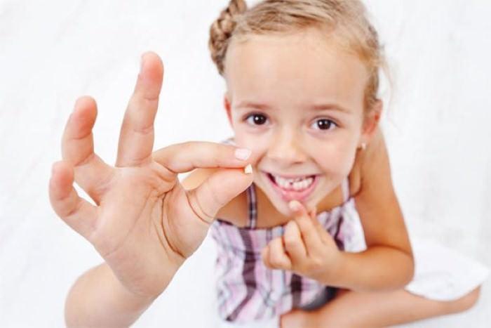 السواك مفيد لصحة الأطفال