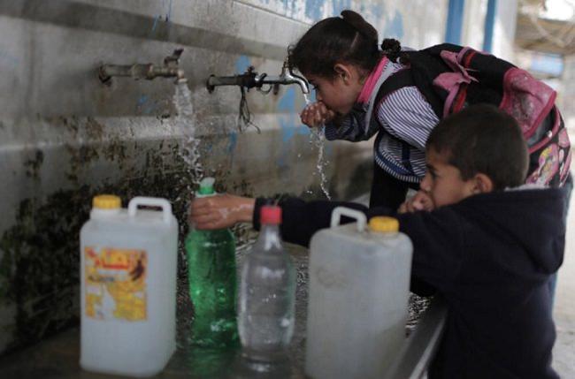 فلسطين معرضة لأسوأ ازمة مياه في العالم - المركز الأول عالمياً