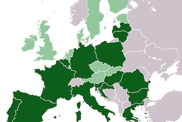 الولايات المتحدة الأوروبية