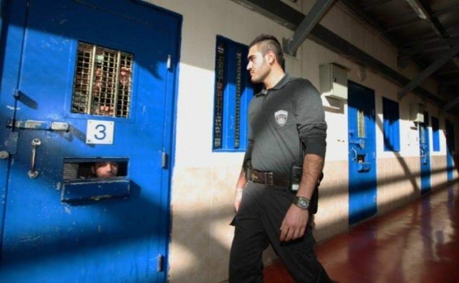 سجن كامب –اسرائيل