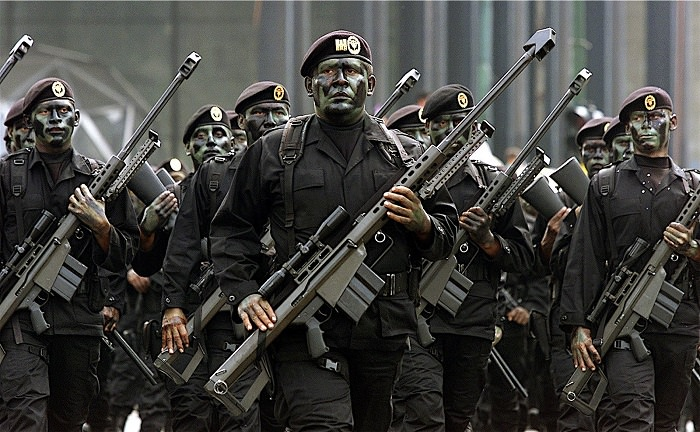 قوة الدلتا «Delta Force» - الولايات المتحدة الأمريكية