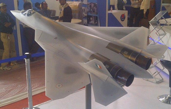 HAL Sukhoi PMF - روسيا والهند