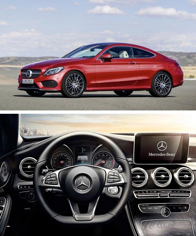 مرسيدس بينز فئة سي ، اكثر سيارات فخمة مبيعا في العالم - 364،668 سيارة