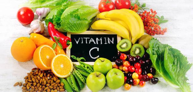 زيادة تناول فيتامين سي