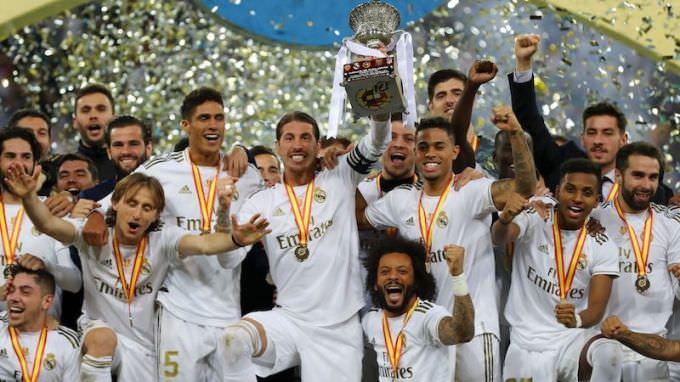 ريال مدريد: الإيرادات 757.3 مليون يورو